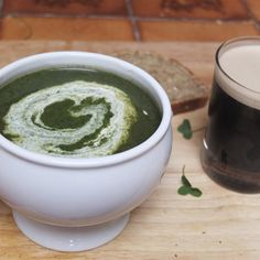 Nettle Soup- I want to try this!