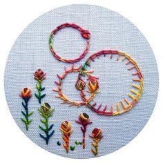 Tast 2013 | Sailor Stitch and Sailor Edging | Stitches 56 & 57