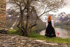 Visit Segestad mountain farm of Norway #Segestad #mountain #travel #travelblogger #traveltips #norway #hiking #pathfinder #Stryn #farmhouse #bunad #17 #nordfjord #tourism #gems #traditionalwear  #cultur #fjellgård