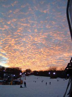 Cascade Mountain Ski, Snowboard & Snow Tube, Portage, WI   Travel Wisconsin