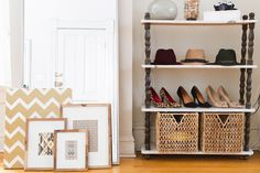 Taylor Laitsch and Natalie Pavela Chicago Home Tour #theeverygirl