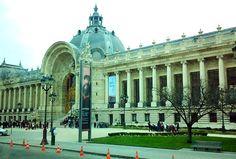 Le Petit Palais, Paris.
