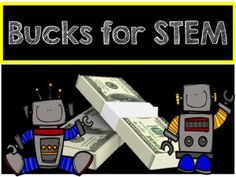Need grant ideas? Read our Bucks for Stem blog for funding resources.