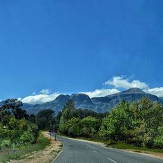 The beautiful Bainskloof Pass has seen a 163 years worth of travellers wander through its bends and corners. South Africa, Wanderlust, Journey, The Incredibles, Mountains, Photo And Video, City, Travel, Beautiful