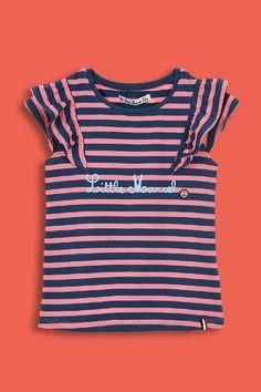 81bc4b6975 Avec ses volants et ses rayures, Little Marcel revisite la marinière  classique pour petite fille