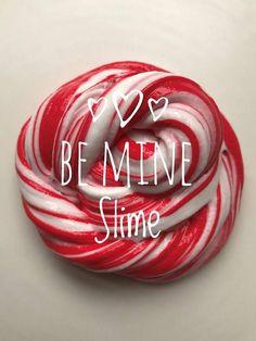 Be Mine Valentine's Day Slime
