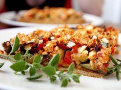 Tako neodoljive: Pite, baklave i savijače sa Mediterana Quiches, Pizza Cake, Bruschetta, Fried Rice, Cooking Time, Parmesan, Cobb Salad, Green Beans, Entrees