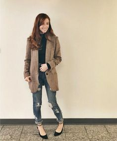 5 Fashion Insiders on What They Wore to Their Very First Interviews - Sarah Slutsky  - from InStyle.com