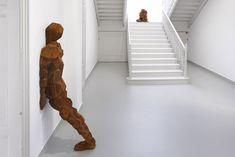 Antony Gormley Abstract Sculpture, Wood Sculpture, Metal Sculptures, Bronze Sculpture, Animal Art Projects, Toddler Art Projects, Giger Art, Hr Giger, Antony Gormley Sculptures