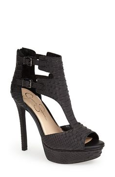Jessica Simpson 'Ceaton' Platform Sandal (Women) available at #Nordstrom