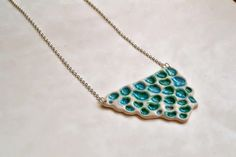glass and clay Art Jewelry Elements