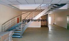 Metal merdiven