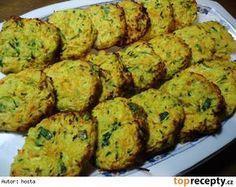 Zeleninové placky Naan, Baked Potato, Banana Bread, Zucchini, Potatoes, Baking, Vegetables, Breakfast, Fit