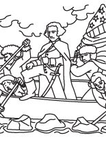 A coloring page for each president!