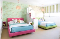 The Best Boy And Girl Shared Bedroom Ideas | Teenagers Bedroom Designs
