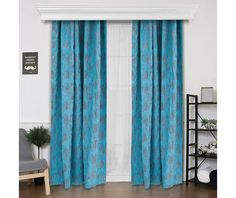 Main Thumb Curtains, Home Decor, Blinds, Decoration Home, Room Decor, Draping, Home Interior Design, Picture Window Treatments, Home Decoration