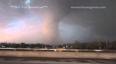 Sand Springs, Oklahoma Tornado - March 25th, 2015