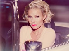 Gwyneth Paltrow Channels Marilyn Monroe in Latest Max Factor Campaign?See the Pics!