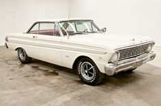 1964 Ford Falcon..first car that I remember our family having was a Ford Falcon...blue..not this same year but close...