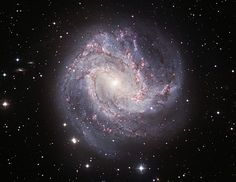M83: The Thousand-Ruby Galaxy