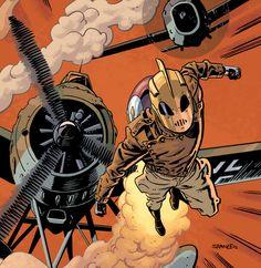 The Rocketeer - Chris Samnee