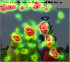 TeleTubby Eye Tracking: Fixation Duration | Flickr - Photo Sharing!