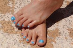 Turquoise and Pink Polka Jamberry Nail Shields