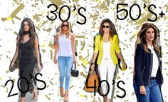 Trendy a cualquier edad #tips #20 #30 #40 #50 #lifestyleblogger #fashionblogger #moalmada