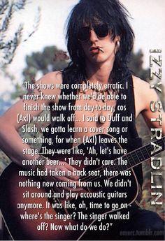 Izzy Stradlin interview 2001