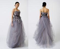 night gown (Vera Wang)