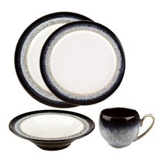 I pinned this Halo 16 Piece Dinnerware Set from the Denby Dinnerware event at Joss and Main!