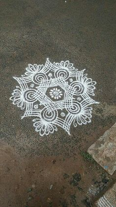 Rangoli Kolam Designs on Happy Shappy in Here you can find the most beautiful & Simple design, photos, images, free hand and more in Small & Large design Ideas Easy Rangoli Designs Videos, Easy Rangoli Designs Diwali, Rangoli Designs Latest, Simple Rangoli Designs Images, Rangoli Designs Flower, Free Hand Rangoli Design, Small Rangoli Design, Rangoli Border Designs, Rangoli Ideas