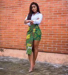 ankara stil 2020 Simple and Lovely Ankara Styles Short African Dresses, Latest African Fashion Dresses, African Print Dresses, African Print Fashion, Ankara Fashion, African Prints, African Clothes, Nigerian Fashion, Africa Fashion