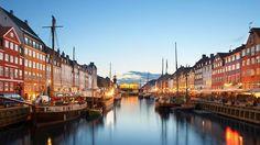 """Nyhavn Canal in Copenhagen, Denmark. Copenhagen Travel, Copenhagen Denmark, Places To Travel, Places To See, Destinations, Tivoli Gardens, Vacation Planner, Beautiful Places To Visit, Wonderful Places"