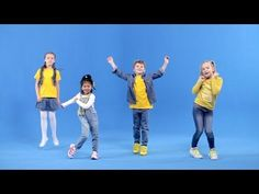 Körperteil Blues (Offizielles Tanzvideo) - Lichterkinder | Kinderlieder | Bewegungslieder - YouTube