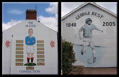 Beyond The Troubles: Murals of Belfast, Northern Ireland