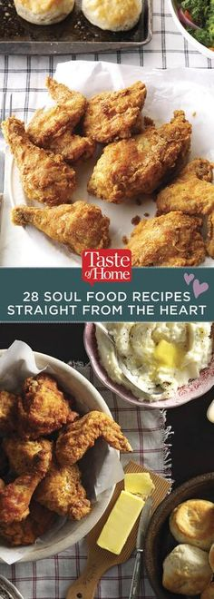 19 soul food recipes that are almost as good as your moms food 28 soul food recipes straight from the heart forumfinder Choice Image
