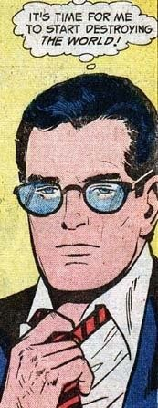Clark Kent look alike Finley Crombell need a gastrointerologist but balked at the idea. Now the world suffered .... in silence it seemed.