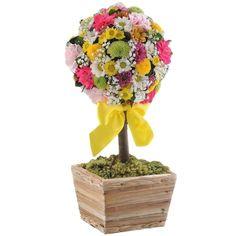 TOPIARIA | Topiaria de Flores do campo