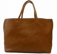 Fendi Selleria medium leather tote.