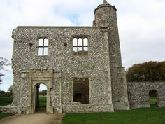 Baconsthorpe Castle, A Hidden Ruin Deep Within Norfolk