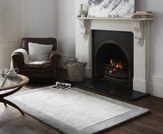 Chunkey Velvet rug - in stock, ready to take home