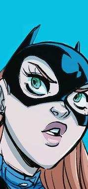 babs draws | blaxxbat:  Batgirl & Spoiler Batgirl #46