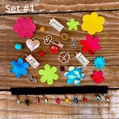 House Blessing Locker Hooking Kit