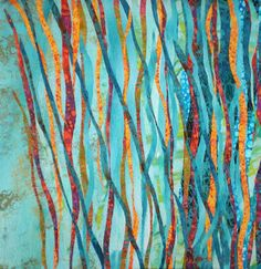 TAFA: The Textile and Fiber Art List | Carol Larson, Textile Artist