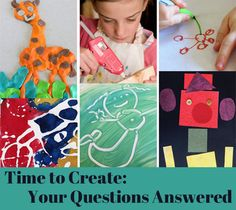 FAQ About Time to Create. I would love your help in spreading the word about my new book.