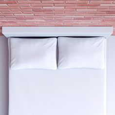 400 Thread Count Fitted Sheet, White