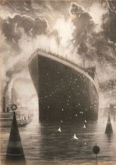 From 'The Arrival' by Shaun Tan- a really good graphic novel with no text, just amazing illustrations