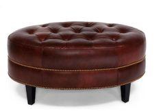 Cooper Oval Ottoman