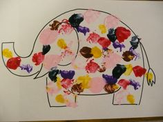 zoo preschool crafts | We made small groups and collaborated to design and draw zoos on big ...